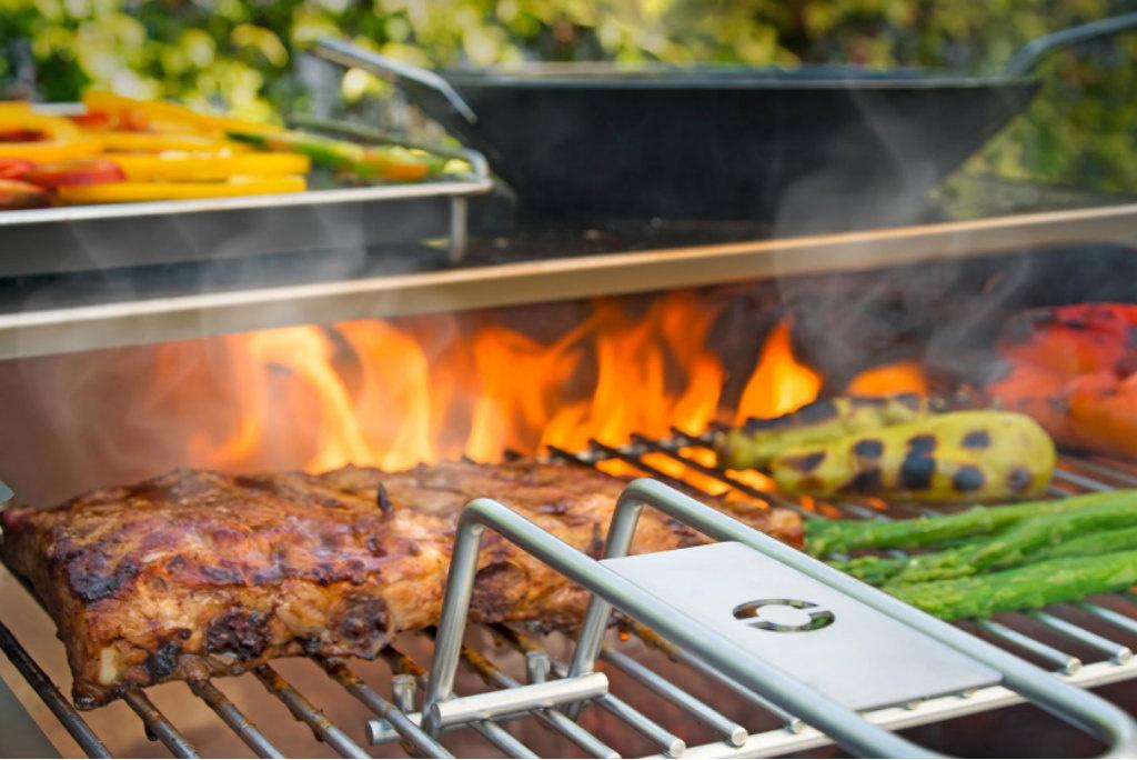 grill sec